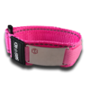 Medical ID sportband, Pink. Engraving Possible at the front and back.