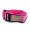 SOS-ID Sportbracelet, Pink, Engraving possible at the front & back.